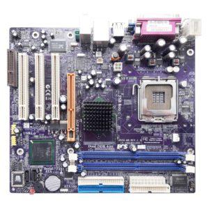 Материнская плата Elitegroup 865G-M8 LGA775, Intel 865G, 2xDDR PC3200, SVGA, AGP, 3xPCI, LAN, 2xSATA, 2xIDE, 1xCNR, MicroATX