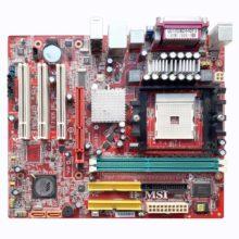 Материнские платы AMD S754