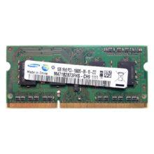 Модуль памяти SO-DIMM DDR3 1Gb PC-10600 1333 Mhz SAMSUNG