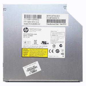 Привод DVD+RW HP DS-8A8SH 8x SATA 12.7 мм для ноутбука HP Pavilion g6-2000, g6-2xxx без панели (DS-8A8SHH116C, 681814-001, 657534-HC0) Б/У