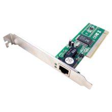 Сетевая карта PCI Acorp L-100S (10/100 Mbit) Б/У