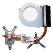 Термотрубка, радиатор для ноутбука HP Pavilion g6-1000, g6-1xxx (643363-001, 4GR25HSTP30, KPTP25)