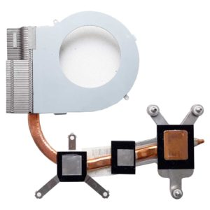Термотрубка, радиатор для ноутбука HP Pavilion g6-1000, g6-1xxx (643363-001, KPTR25)