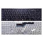 Клавиатура для ноутбука Samsung NP270E5E, NP350E5C, NP350V5C, NP355E5C Black Черная, без рамки (OEM)