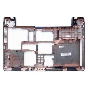 Нижняя часть корпуса ноутбука Asus A52J, A52JE (13N0-GUA0211, 13GNXM10P041-4-1, 13GNXM10P04X-4, JTE 13GNXM1AP041-1)