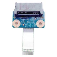 Плата DVD SATA со шлейфом 10-pin 30 мм для ноутбука Lenovo IdeaPad G500, G505 (VIWGR LS-9634P, 455MC938L51, NBX0001DD00)