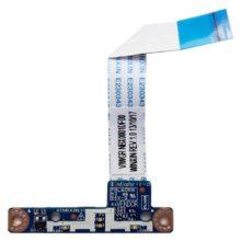 Плата LED индикации со шлейфом 10-pin 85 мм для ноутбука Lenovo IdeaPad G500, G505 (VIWGR LS-9635P, NBX0001DF00)