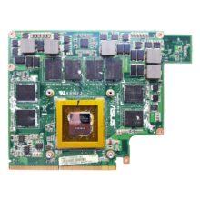 Видеокарта Asus G53JW Geforce GTX 560 DDR5 3 ГБ для ноутбука Asus G53S, G53SX, G53JW, G73SW, G73JW (G53JW VGA BOARD REV. 2.0, 60-N7CVG1100-A03, 69N0LKV11A03-01) на восстановление или запчасти
