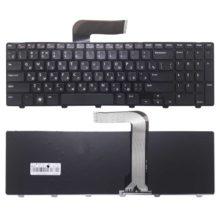 Клавиатура для ноутбука Dell Inspiron N5110, M5110, M511R, 15R, XPS 17, L702X Black Чёрная (MB350-001, N5110-US)