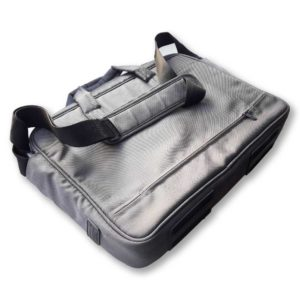 Сумка для ноутбука 15.6″ Tucano Prima BSTUP-G 430x320x85, 3 кармана, Grey Серая Б/У