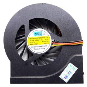 Вентилятор, кулер для ноутбука HP Pavilion dv6-3000, dv6-3100, dv6-4000, dv7-4000, dv7-4100 3-pin (OEM)