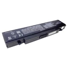 Аккумуляторная батарея для ноутбука Samsung R39, R408, R458, M60, NP-P50, NP-P60, NP-R40 Plus, NP-R40, NP-R45, NP-R65, NP-R70, NP-X60, P210, P210, P460, P50, P560, P60, Q210, Q310, R40, R410, R41, R45, R460, R460, R505, R509, R510, R560, R60, R610, R65, R70, R700, R710, X360, X460, X60, X65, NP-R710, P510, P60 Pro, Q320, R503, R507, R508, NP-R700, NP-R503, NP-R507, NP-R508 DC 11.1V 5200mAh/58Wh с индикацией заряда, Black Черная (AA-PB4NC6B, R65 SS-6)