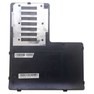 Крышка отсека HDD и RAM для ноутбука Toshiba Satellite C850, C850D, L850 Black Черная (13N0-ZWA0D01, H000050090)