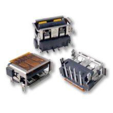 Разъем USB 2.0 для ноутбука HP Compaq 510, 511, 515, 516, 615, CQ511, CQ516, 2230S, 6535S, 6735S, Lenovo Y450, Y450A, Y450G, Y550, Y650, Z470, Z475, Z475A, Toshiba C600, C600D, C640 одинарный (LIYO 0091129)