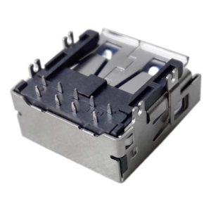 Разъем USB 3.0 для ноутбука Acer, Asus одинарный (TC2X13)
