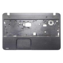 Верхняя часть корпуса ноутбука Toshiba Satellite C850, C850D Black Черная (13N0-ZWA0W01, H000050190)