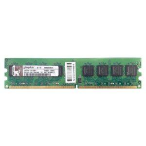 Модуль памяти DDR2 1 ГБ PC2-6400 800 Mhz Kingson (KVR800D2N6/1G)