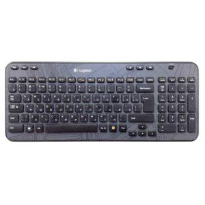Клавиатура беспроводная Logitech K360 Black Черная (Y-R0017, 820-003482) Б/У