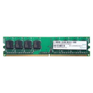 Модуль памяти DDR2 1 ГБ PC2-6400 800 Mhz Apacer (AU01GE800C5NBGC)