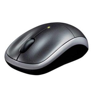 Мышь беспроводная Logitech M217 Black Черная (910-004637)