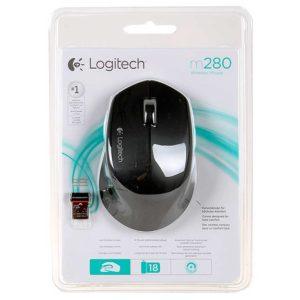 Мышь беспроводная Logitech M280 Black Черный (910-004287)