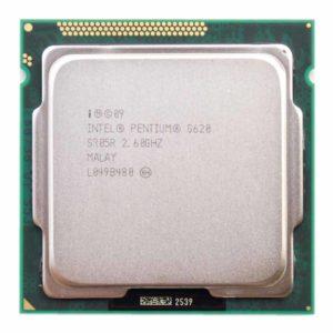 Процессор Intel Pentium G620 2x2600MHz, 3Mb, Intel HD Graphics, LGA1155 (SR05R)