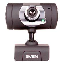 Веб-камера Sven IC-545 1.3 МПикс 1280x1024 USB микрофон