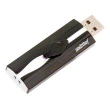 Флеш-накопитель 32 ГБ USB 2.0 SmartBuy Comet Black Черный (SB32GBCMT-K)