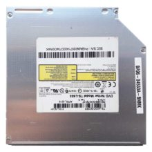 Привод DVD+/-RW TS-L633 8x SATA 12.7 мм для ноутбука Samsung R525, R528, R530, R538, R540, RV508, RV510, NP-R525, NP-R528, NP-R530, NP-R538, NP-R540, NP-RV508, NP-RV510 без панели (TS-L633C/SCFFF, TSS-TS-L633(B), BA96-04533A-BNMK) Б/У