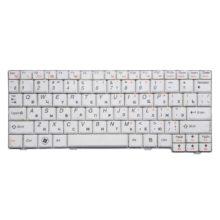 Клавиатура для ноутбука Lenovo IdeaPad S10-2, S10-3C, S11 White Белая (MP-08F53SU-6861, S11-RU, 25-008442) Б/У