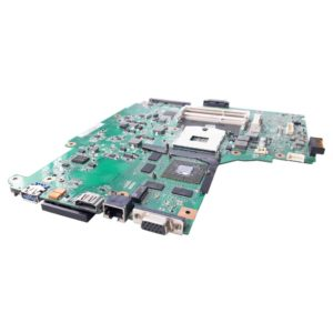 Материнская плата для ноутбука Asus N61J, N61JA (N61JA MAIN BOARD REV. 2.1, 60-NXPMB1200-B03, 69N0GSM12803) под восстановление