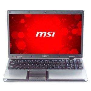 Запчасти для ноутбука MSI CX600