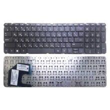 Клавиатура для ноутбука HP Pavilion Envy 15-b, 15T-b, 15-b000, Sleekbook 15, TouchSmart 15-b100 Black Черная, без рамки (701684-251, 703915-251, AEU36700010, U36, SG-58000-XAA)