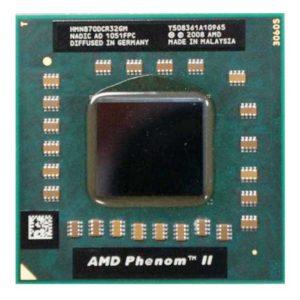 Процессор AMD Phenom II Triple-Core Mobile N870 3x2300MHz (HMN870DCR32GM) Б/У