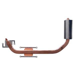 Термотрубка, радиатор для ноутбука Asus X55V, X55VD (13GN5O1AM010-1, 3CXJ3TMJN20)