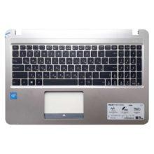Верхняя часть корпуса с клавиатурой для ноутбука Asus X540, R540, R540S, R540SA, X540S, X540SA без тачпада (13NB0B01AP0301, 39XKATCJN00, MP-13K9, MP-13K93SU-9209, AEXKA700010, 0KNB0-610TRU00)