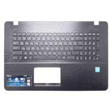 Верхняя часть корпуса с клавиатурой для ноутбука Asus R752M, X751M, X751L без тачпада (DZA13NB04I1AP04011, 13NB04I1AP04011, 13NB04I1P04011-1, 13NB04IXP04011, NSK-WA00R, 0KNB0-612NRU00, 9Z.NBUSW.00R)