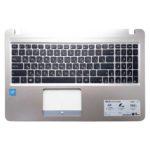 Верхняя часть корпуса с клавиатурой для ноутбука Asus X540, R540, R540S, R540SA, X540S, X540SA без тачпада (13NB0B01AP0301, 11511669-00, MP-13K9, MP-13K93SU-G50, 0KNB0-610TRU00)