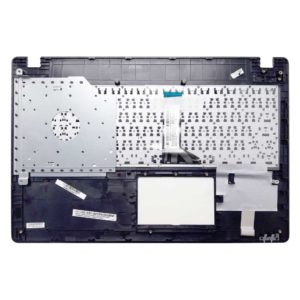 Верхняя часть корпуса с клавиатурой для ноутбука Asus X551, X551CA, X551MA без тачпада, Black Черная (13NB0481AP0311, 39XJCTCJN60, 13NB0341P03414-1, 0KNB0-612GRU00, AEXJC701010, 9Z.N8SSQ.80R)