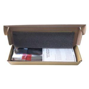 Аккумуляторная батарея для ноутбука Dell Inspiron 3421, 3521, 3721, 3737, 5421, 5437, 5521, 5535, 5537, 5721, 5735, 5737, 5748, M531R, M731R, Latitude 3440, 3540, E3440, Vostro 2421, 2521 14.8V 2600mAh/40Wh Black Черная (MR90Y-4)