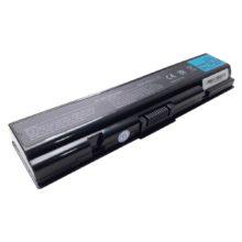 Аккумуляторная батарея для ноутбука Toshiba Satellite A200, A205, A210, A215, A300, A305, A350, A355, A500, A505, L200, L300, L305, L450, L455, L500, L505, L550, L555, M200, M205, A350D, A355D, A500D, A505D, L300D, L305D, L500D, L505D, L550D, Dynabook AX, AXW, EX, EXW, PXW, T30, T31, TX, TXW, TV DC 10.8V 5200mAh/56Wh Black Черная (PA3534U-1BRS, PA3533U-1BRS)