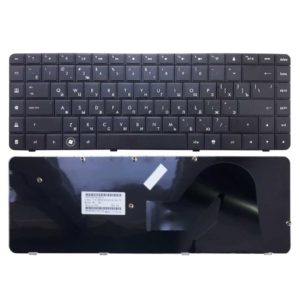 Клавиатура для ноутбука HP Compaq Presario CQ56, CQ62, G56, G62 Black Чёрная (ZY-NB03)