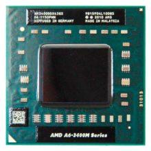 Процессор AMD A6-3400M 4x1400MHz Socket FS1 (AM3400DDX43GX) Б/У
