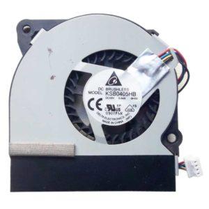 Вентилятор, кулер для ноутбука Asus Eee PC 1201, 1201T, 1201PN, 1201N, 1201K, 1201HA 4-pin (KSB0405HB-9H50)
