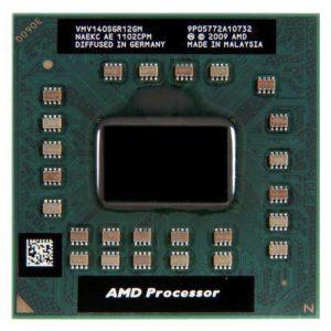 Процессор AMD V Series V140 2300MHz Socket S1 (VMV140SGR12GM) Б/У