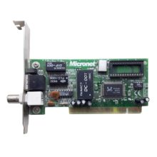 Сетевая карта PCI Micronet SP208A V2 Realtek 8029AS 10Mbit (37MN-10102-1.0)