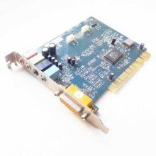 Звуковая карта PCI Genius SM Value 4.1 (A521-T90, M05-T901-112) Б/У