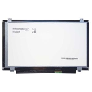 Матрица 14.0″ 40-pin LED 1366×768 HD Slim Тонкая, Glade Глянцевая, Расположение разъема: Right-Down Справа-Снизу; Крепление: Сверху-Снизу (B140XW03 V.0)