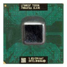 Процессор Intel Core2 Duo T5550 @ 1.83GHz/2M/667 (SLA4E)