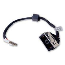 Разъем питания с кабелем 5-pin 150 мм для ноутбука Lenovo G50-30, G50-40, G50-45, G50-50, G50-70, G50-80, G50-85, G50-90, G40-30, G40-45, G40-70, G40-80 (DC30100LG00, ACLU1 DC IN CABLE)